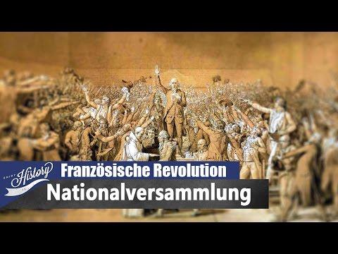 Generalstände und Nationalversammlung - Französische Revolution I ENJOY HISTORY