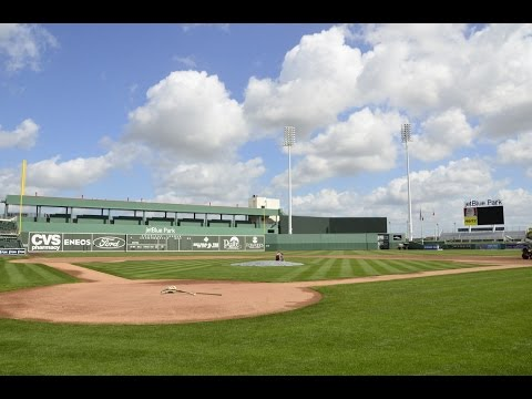 Fenway South: The Similarities of jetBlue Park and Fenway Park