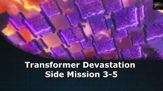 Transformers Devastation Side Mission 3-5