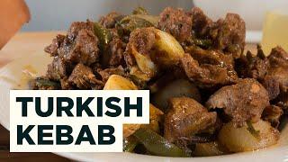 Turkish Clay Pot Stew - Testi Kebab