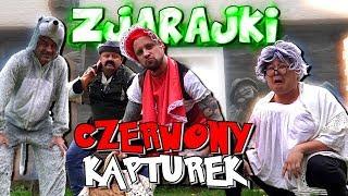ZJARAJKI - CZERWONY KAPTUREK
