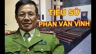 Tiểu sử Trung tướng công an Phan Văn Vĩnh sự nghiệp lừng danh đã đến hồi kết