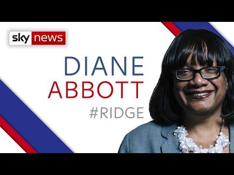 Diane Abbott: End Online Anonymity