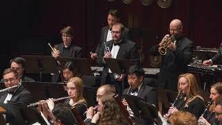 umich symphony band paul dooley coast of dreams