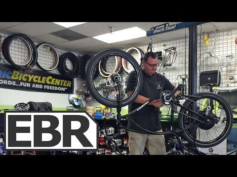 How to Troubleshoot and Fix an Electric Bike