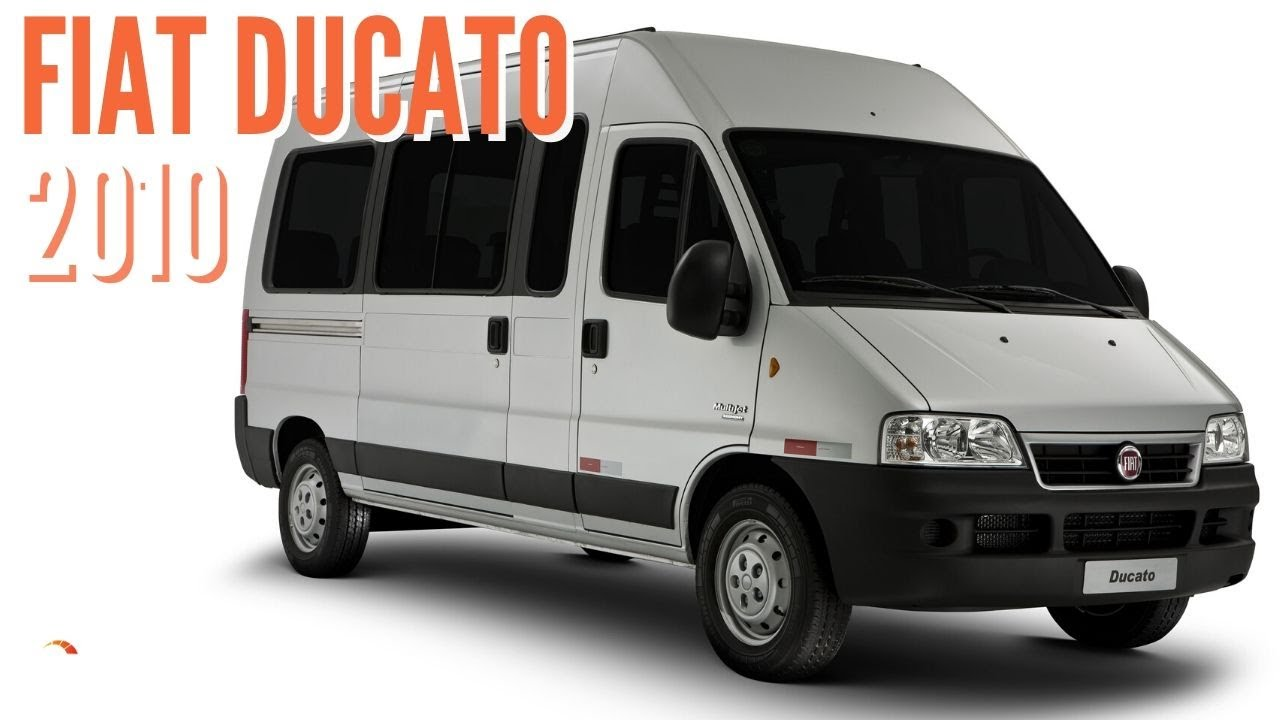 todas as novidades da van fiat ducato 2010 blogauto. Black Bedroom Furniture Sets. Home Design Ideas