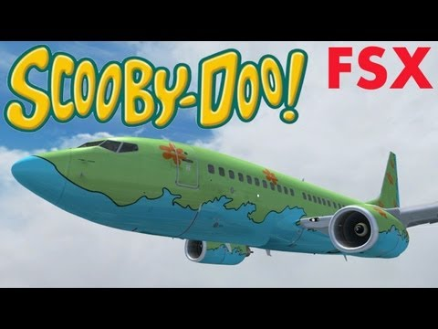 Scooby Doo Special Paint FSX HD