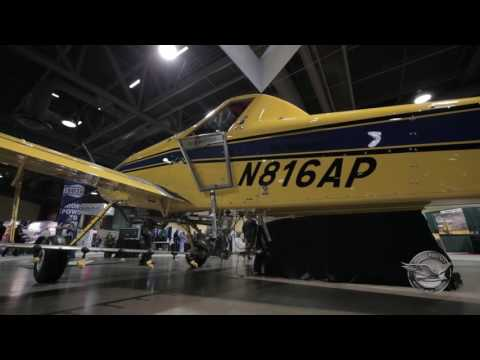 NAAA 2016: Discover the Air Tractor!