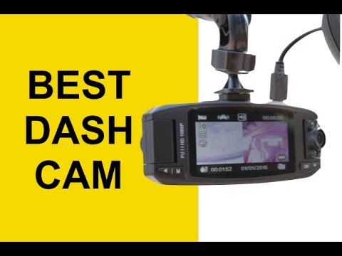 BEST Dual Dash Cam - Front And Rear Camera (FREE 8GB Memory Card)