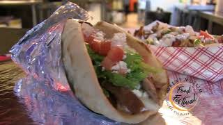 STL Gyros at the Great Muslim Food Festival
