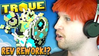 Everything You NEED TO KNOW About the Revenant Class Rework | Trove's New Best Tank!?
