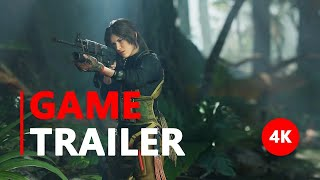Shadow of the Tomb Raider - The Forge Trailer | 4K