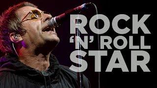 Liam Gallagher - Rock 'N' Roll Star LIVE   Radio X