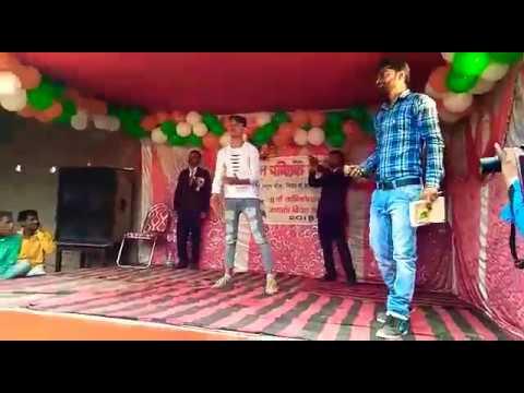 My student school festival performance