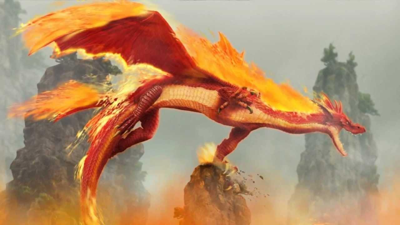 Fire Dragon Animated Wallpaper Http://www.desktopanimated.com