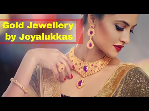 Latest Gold Jewellery Designs from Joyalukkas