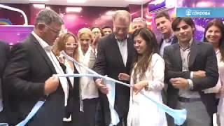 Se inauguró la cámara gamma del Hospital de Niños