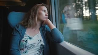 Brigitte fährt Zug – Der Gewährsmann der Unsicherheiten