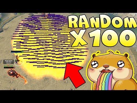 видео: РАНДОМНЫЕ СКИЛЛЫ В х100! dota overthrow random x100! [custom week]