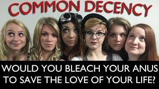 Common Decency | AFK | 35