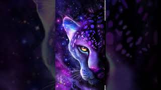 Neon Leopard Live Wallpaper