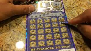 california lottery scratchers strategy