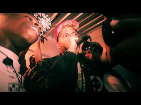 The Underachievers - Herb Shuttles Live @ KIDSUPER (PRESENTED BY HASHTAGRARE)