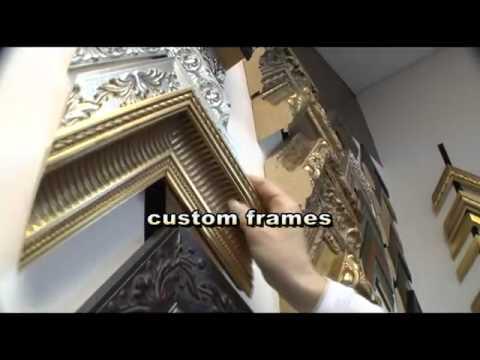 Art & Picture Framing Houston - Quality Custom Frames