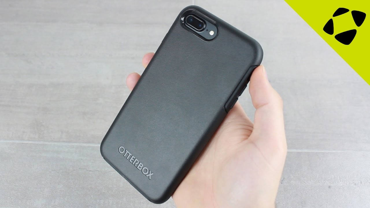 brand new 7ced0 5f3d6 OtterBox Symmetry Series iPhone 7 Plus Case Review - Hands On