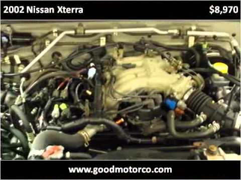 Used Nissan Xterra >> 2002 Nissan Xterra Used Cars Wyoming MI - YouTube