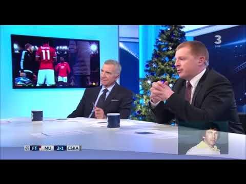 Man Utd 2-1 CSKA Moscow Post Match Analysis Souness, Lennon