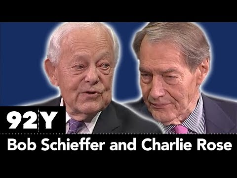 Bob Schieffer with Charlie Rose—Overload: Finding Truth in Today's Deluge of News