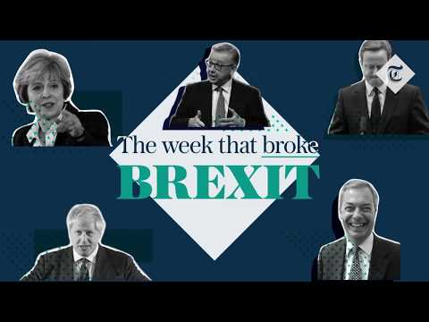 The Week That Broke Brexit: A Telegraph Documentary