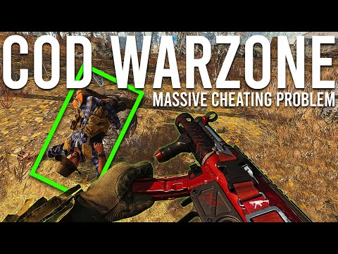 Call Of Duty Warzone Cheating Needs To Be Fixed ASAP