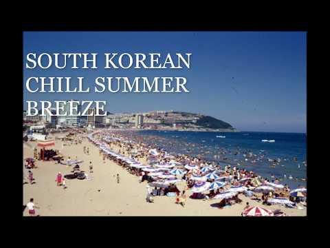 한국 가요 & 시티팝 SOUTH KOREAN CITYPOP/FUNK/AOR MIX VOL.1 - CHILL SUMMER BREEZE