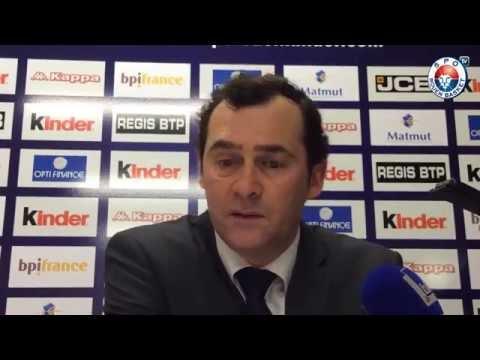 """Rouen/Limoges - Christophe Denis: """"Vraiment fier de mon équipe"""""""