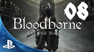 Bloodborne: The Old Hunters Walkthrough - Part 8: Fishing Hamlet