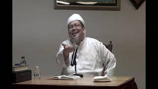 Berjabat Tangan - Ust Tengku Zulkarnain - Masjid KJRI Los Angeles
