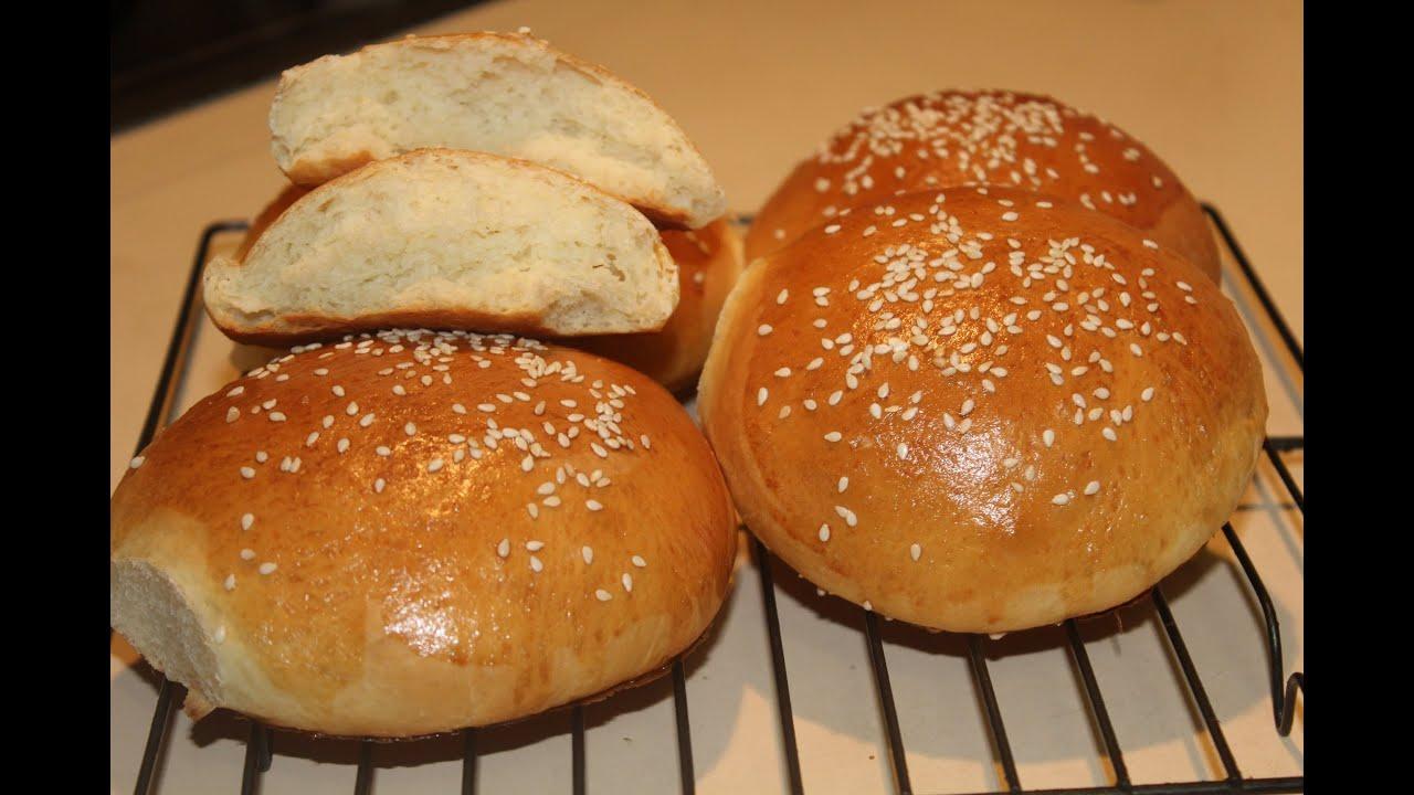 how to make hamburger buns soft