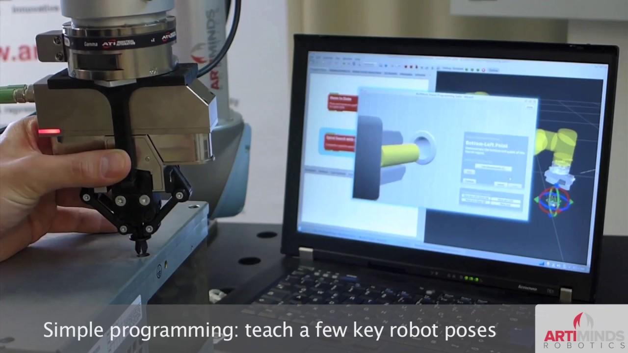Robot Programming Suite - ArtiMinds Robotics GmbH