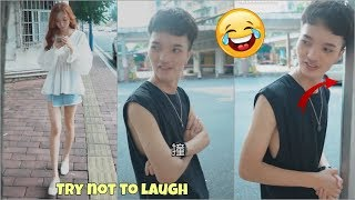 Try not to laugh challenge ● Comedy videos 2019 - Episode 1