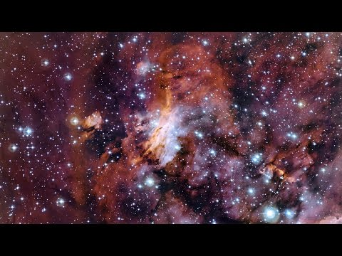4K-View: SPACE - Majesty Untold (Real Images) / UHD SlideShow - Soft Christian Praise (Instrumental)