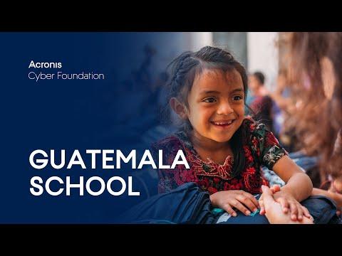 acronis-cyber-foundation-diary-–-guatemala-school-opening