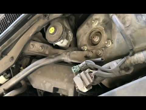 2009 – 2014 Acura TL – How To Replace the Timing Belt – DIY – Part 1 Removal.