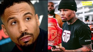 "ANDRE WARD DISSES GERVONTA DAVIS SAYS ""TANK'S STYLE IS FOR CASUALS"", HARDCORE FANS LIKE TEOFIMO!"