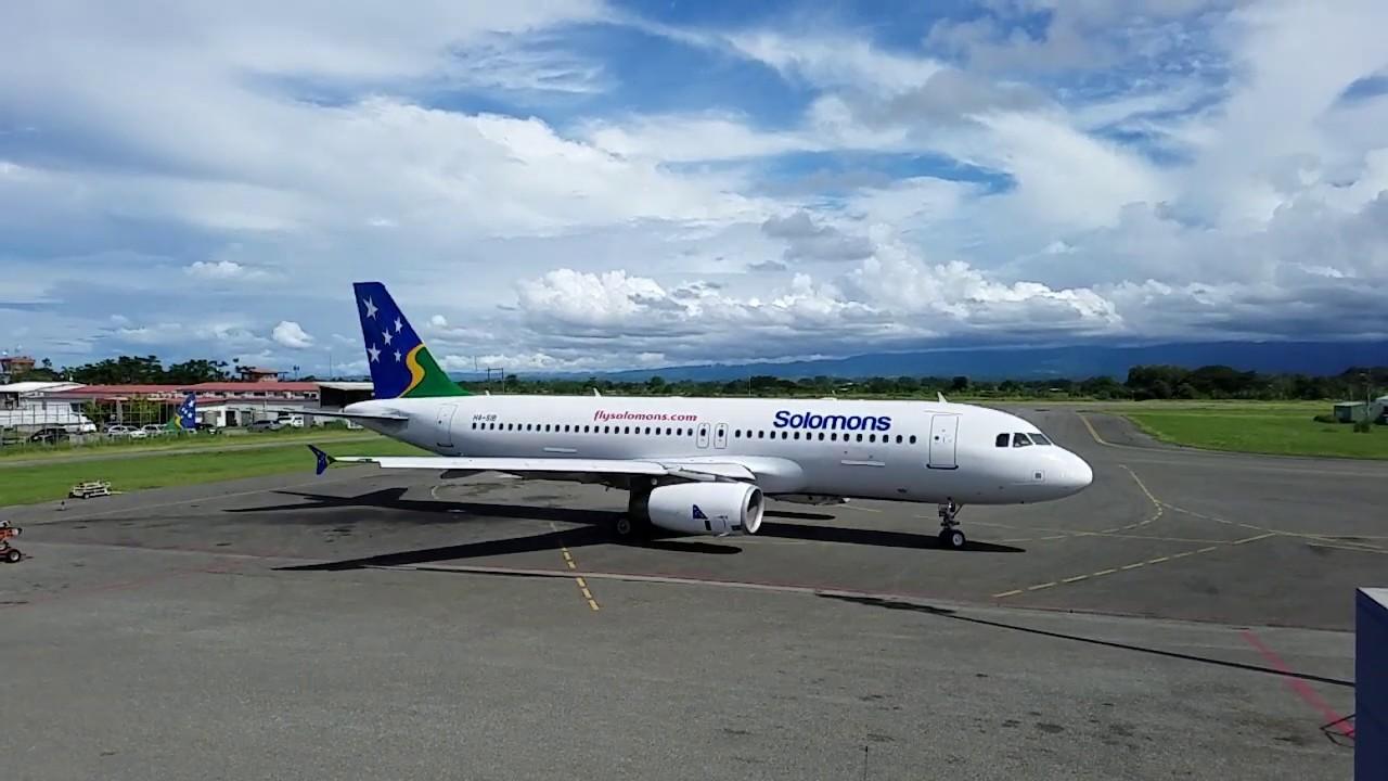 Resultado de imagen para solomon airlines A320