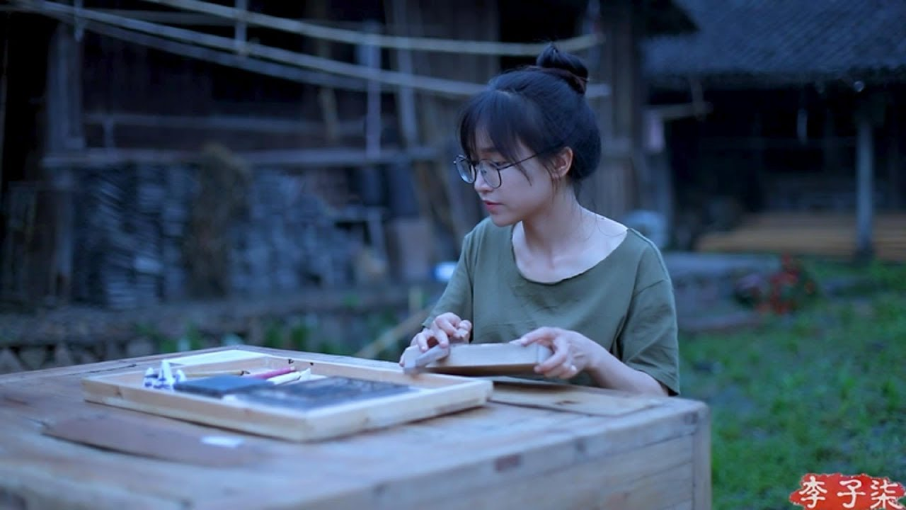 How did ancient Chinese people print?  一方小小的木活字,镌刻出中华千年的底蕴风流
