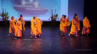 19  Deepavali Kondattam 2014   Dandiya Attam