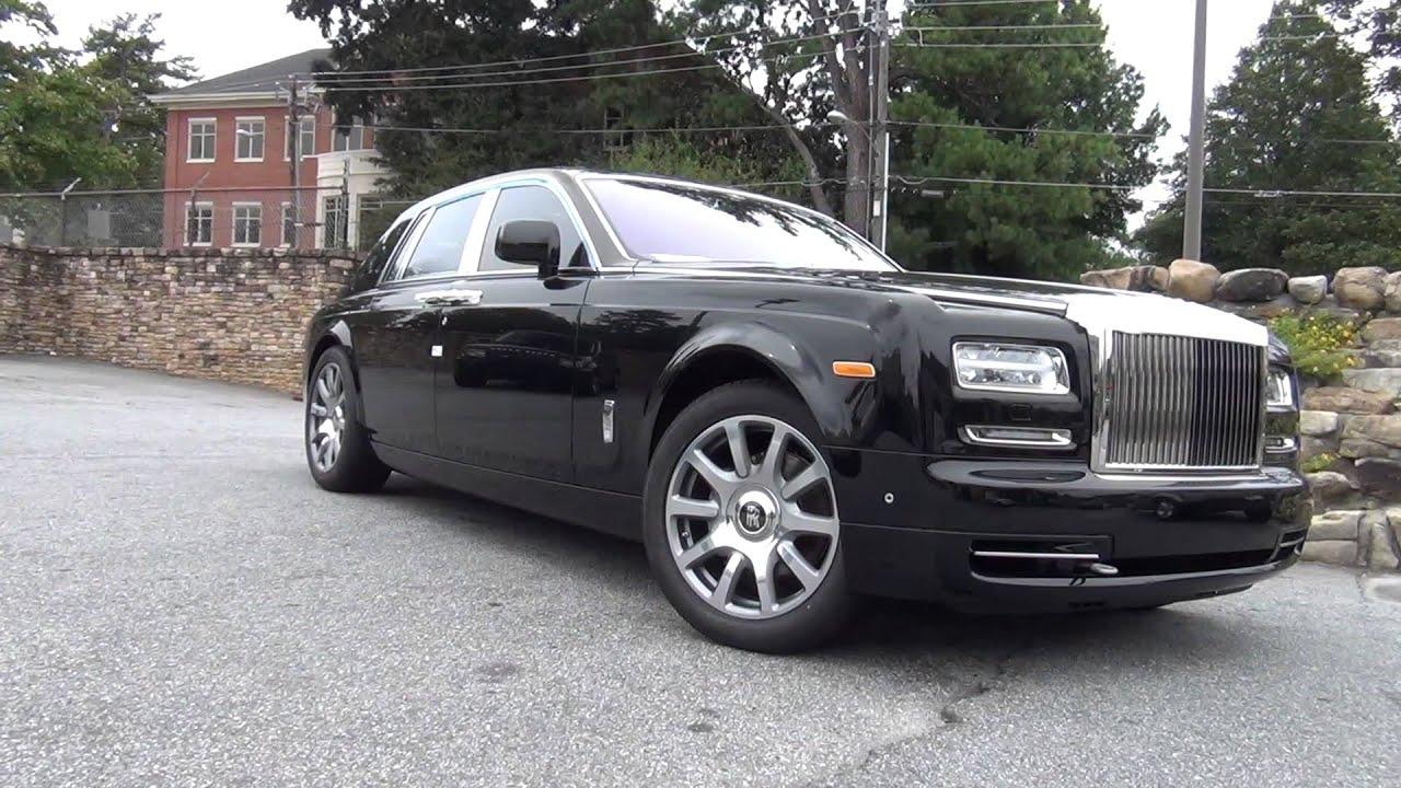 2013 Rolls-Royce Phantom Series II Delivery