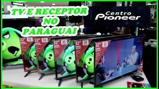 TV E RECEPTORES NO PARAGUAI _ CENTRO PIONNER